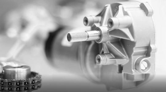 JBW Antriebstechnik | DC Getriebemotor