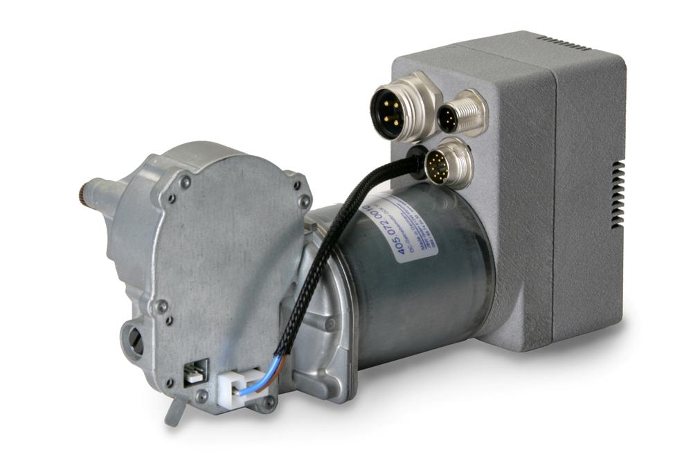 JBW Modifizierter Antriebsmodul mit Elektromotor