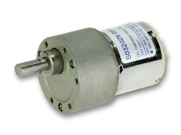 Stirnradgetriebemotor Baureihe S032029