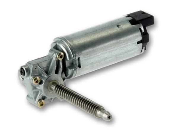 Schneckengetriebemotor Baureihe GMPS