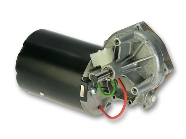 Schneckengetriebemotor Baureihe SWMV