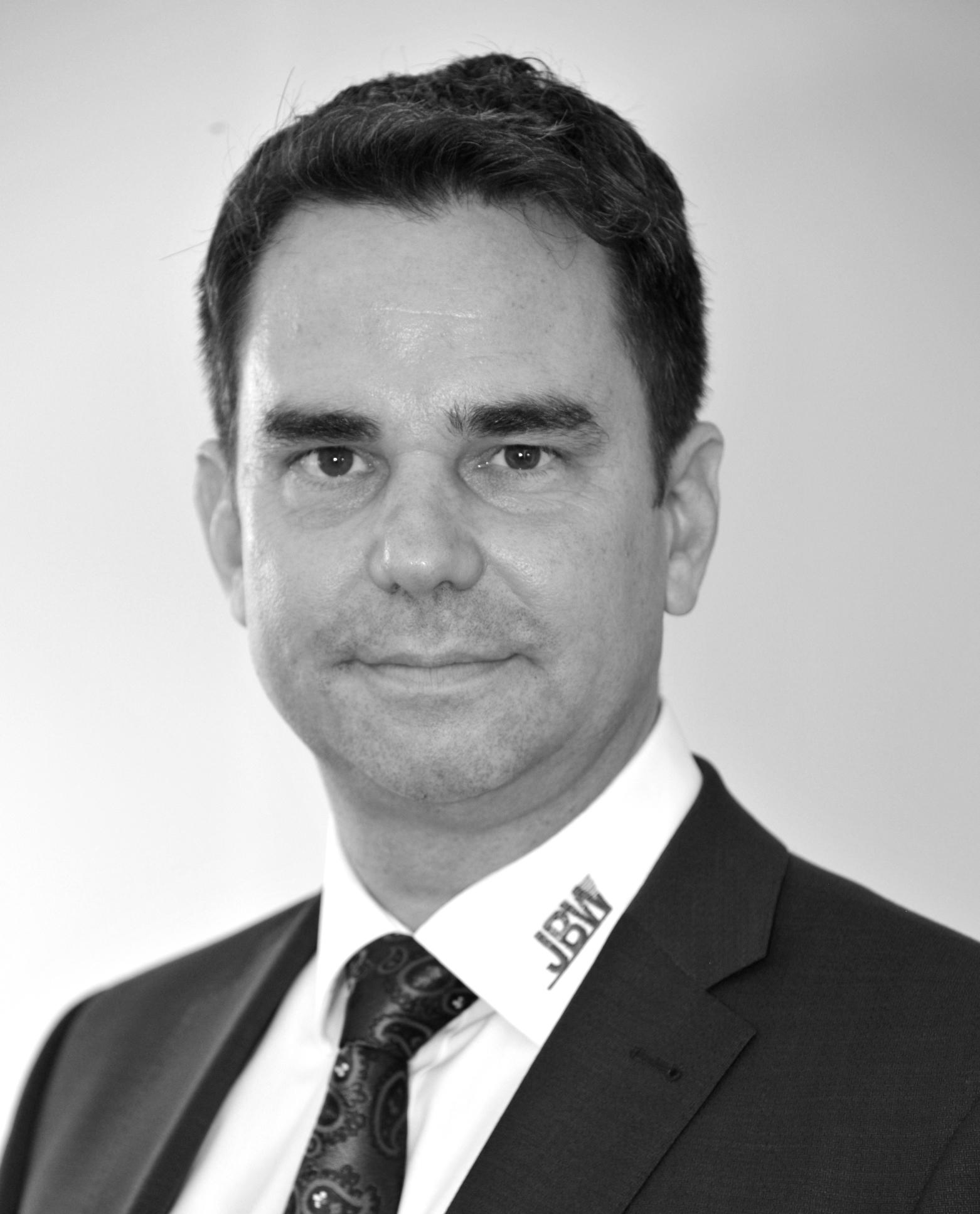 Mirko Wilden, Inhaber und Geschäftsführer JBW GmbH