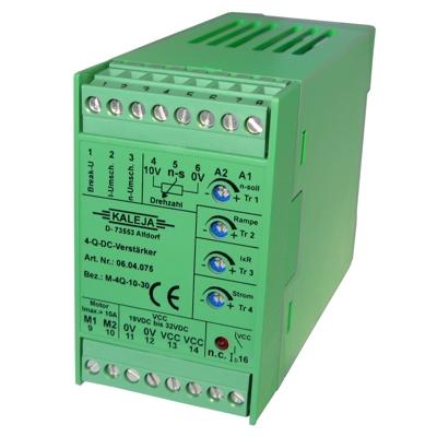 Elektronische Steuerung für DC-Motor und BLDC-Motor