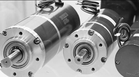 JBW DC Getriebemotore