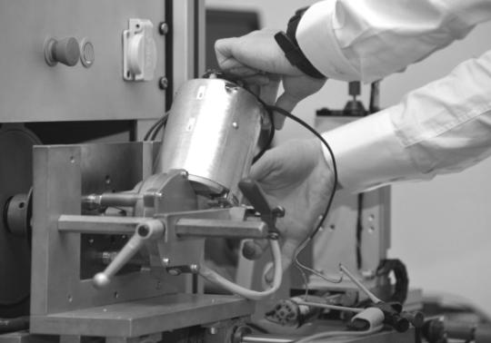 Engineering | Motorprüfstand - Testsystem
