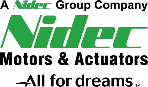 Logo NIDEC Motors & Actuators Germany